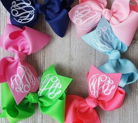 6_Hair Bows