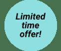Limited Time Savings