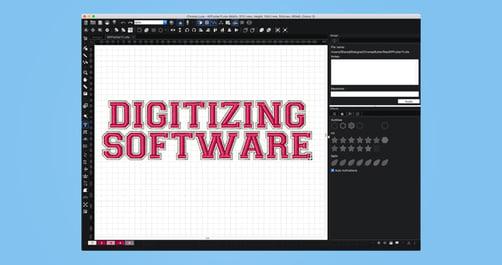 digitizing software